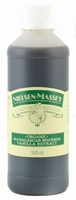 Organic Vanilla Extract<br />500ml