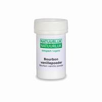 Organic Bourbon vanilla powder