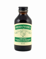 Organic Vanilla Extract<br />60ml