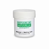 Bakzout, natriumbicarbonaat