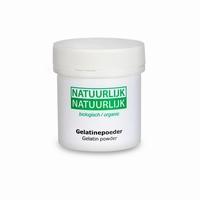 Bio gelatine poeder <br />60g