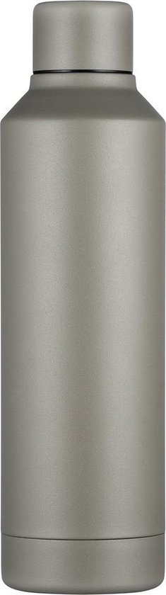 Ecoffee Cup Thermosfles Molto Grigio Tall 500 Ml Rvs Grijs